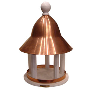 Copper Bell Feeder