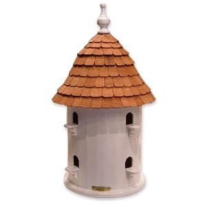 Cedar Shingle Dovecote